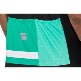 Sportful Team 2.0 Drift Jersey Herren miami green/black/bora green